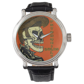 Psychobilly Rules Watch