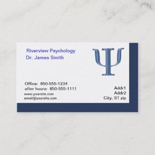 Psychologist business cards zazzle au psychologist business card colourmoves