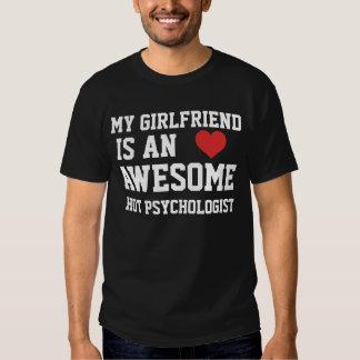 Psychologist Girlfriend T-Shirt