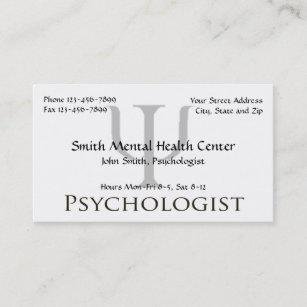 Health Psychologist Business Cards Zazzle Au