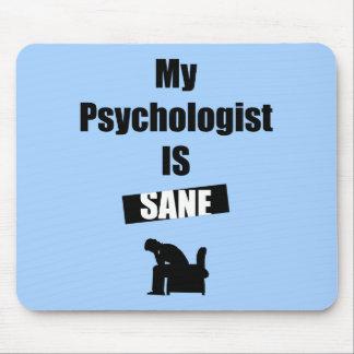 Psychologist Mouse Pad