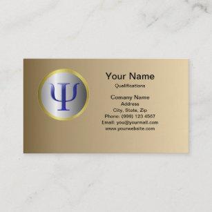 Psi business cards zazzle au psychology business card reheart Images