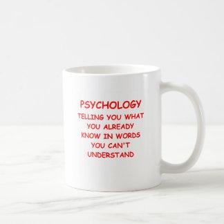 psychology coffee mug