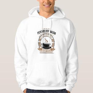 Psychology Major Fueled By Coffee Hoodie