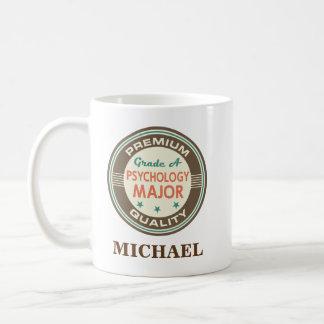 Psychology Major Personalized Office Mug Gift