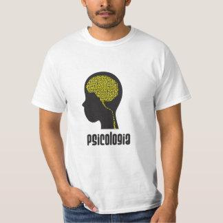 Psychology (Masculine/Front) T-Shirt