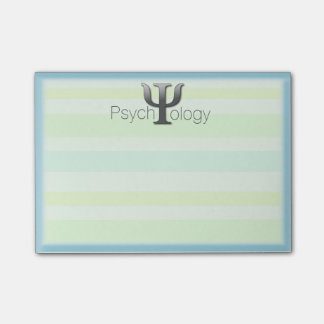 Psychology Post-it® Note Post-it® Notes