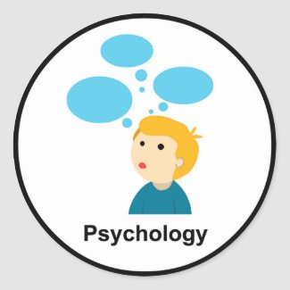 Psychology - Stickers