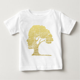Psychology Tree Unique Symbol Environmental Philos Baby T-Shirt