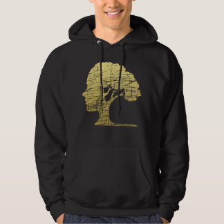 Psychology Tree Unique Symbol Environmental Philos Hoodie