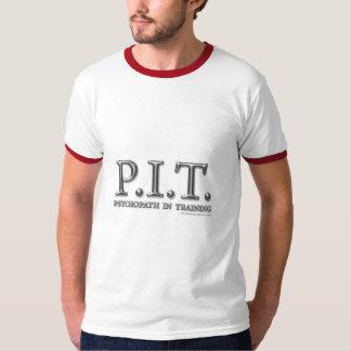 Psychopath In Training Shirts