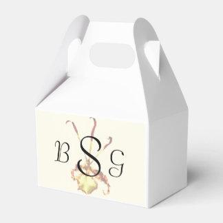 Psychopsis Mendenhall Hildos Orchid Wedding Favour Boxes