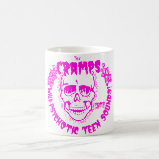 Psychotic Teen Sounds pink Coffee Mug