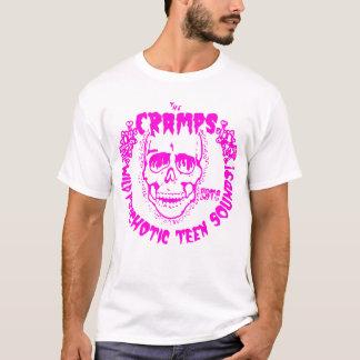 Psychotic Teen Sounds pink T-Shirt