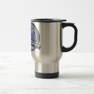 PsyD Doctor of Psychology LOGO Travel Mug