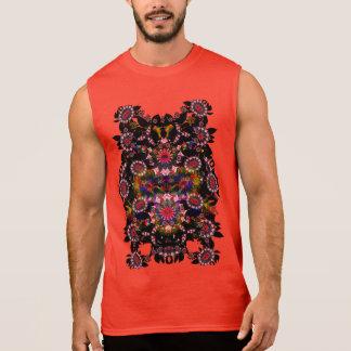 psyfestival sleeveless shirt