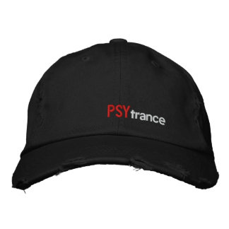 PSYtrance Embroidered Hat