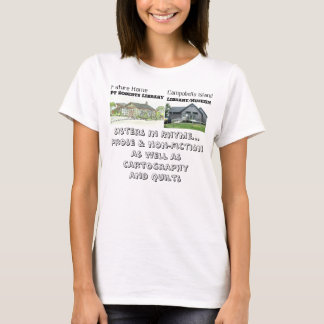 Pt Bob/Campobello Isle Sister Libraries T-Shirt F