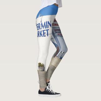 Pt Fermin market san pedro leggings
