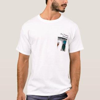 PT Skiff bows T-shirt