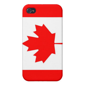 PTBC Canadian Flag I Phone Case Case For The iPhone 4