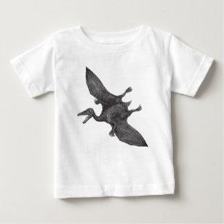 pteradactyl prehistoric animal t-shirts