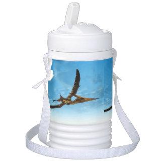 Pteranodon bird flying - 3D render Cooler