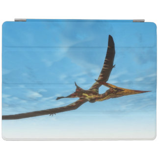 Pteranodon bird flying - 3D render iPad Cover
