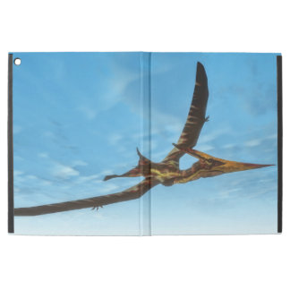 "Pteranodon bird flying - 3D render iPad Pro 12.9"" Case"