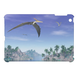 Pteranodon birds  - 3D render iPad Mini Case