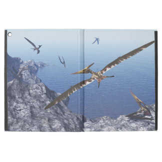 "Pteranodon birds - 3D render iPad Pro 12.9"" Case"