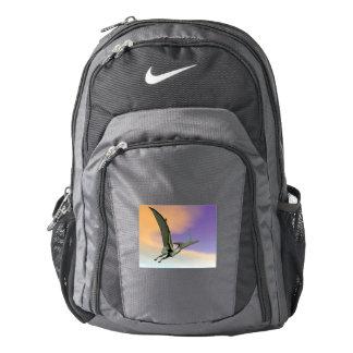 Pteranodon dinosaur flying - 3D render Backpack