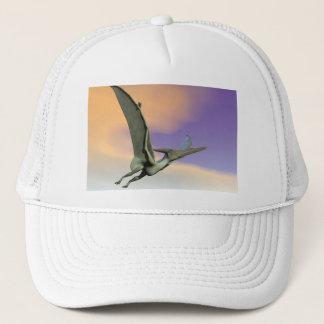 Pteranodon dinosaur flying - 3D render Trucker Hat