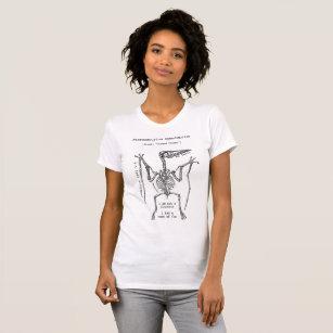 Pterodactyl flying dinosaur T-Shirt