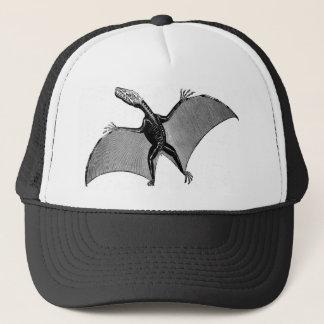 Pterodactyl Skeleton Trucker Hat