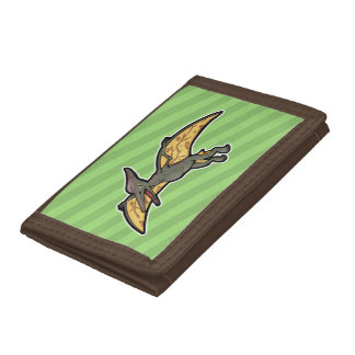 Pterodactyl Trifold Wallets