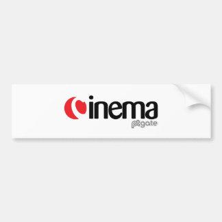 PTGate cinema Bumper Sticker