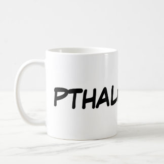 PTHALO COFFEE MUG