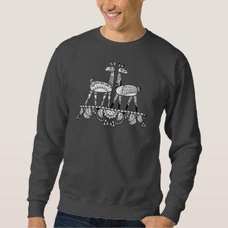 PTLlamas_001BS Sweatshirt