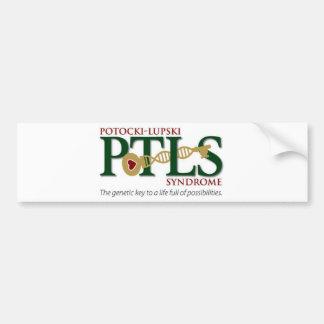 PTLS Logo Bumper Sticker