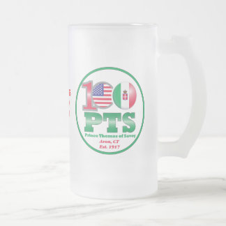 PTS 100th Anniversary Family Picnic Beer Mug