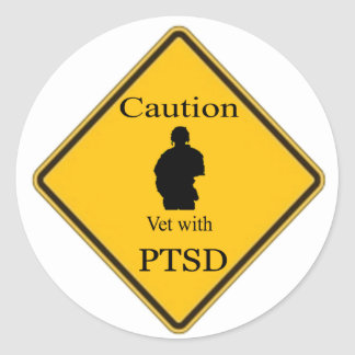 PTSD Stickers