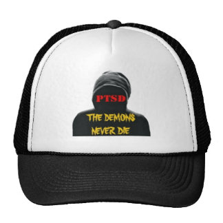 PTSD: THE DEMONS NEVER DIE CAP