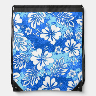 Pua Aloha Hawaiian Heart Hibiscus Backpack