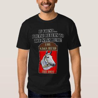Pub Humour T Shirt - Pub Humor - Nags Head