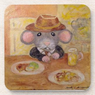 Pub Rat Coasters