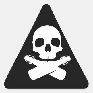 Pub Stormer Triangle Sticker