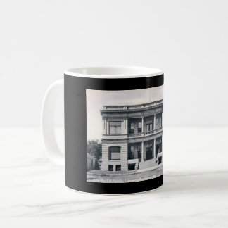 Public Library, Appleton, Wisconsin, c1905 Vintage Coffee Mug