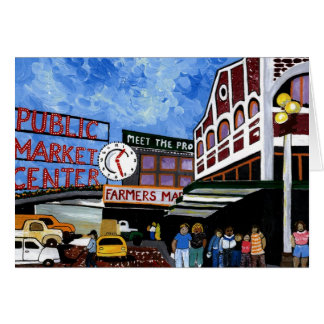Public Market Center Card