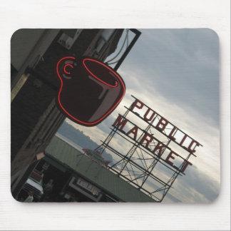 Public Market Mouse Pad
